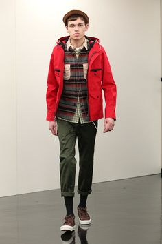 Brought to you by Comme des Garcons. 2013 fall/winter collection.