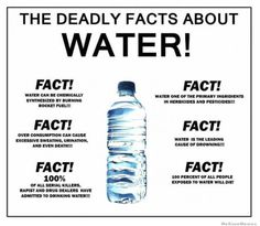 Oh my! Now I'm afraid to drink water.