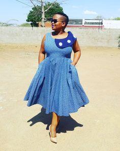 Ankara Short Gown Styles, Short Gowns, Seshweshwe Dresses, Summer Dresses, African Fashion Dresses, African Dress, African Traditional Dresses, Traditional Wedding, 1960s