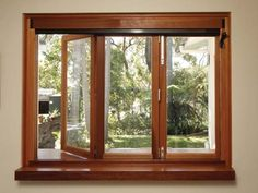 In our Ultimate Guide To Double Glazed Windows. GoGreen Glazing will answer all of the questions you may have in regards to double glazed windows and double glazing. Timber Windows, Huge Windows, Wooden Windows, Wooden Window Design, Window Glass Design, Barn Door Window, Cafe Window, Latest Window Designs, Stone Exterior Houses