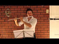 BACH: Flute Sonata in E minor, BWV 1034- III, Andante - YouTube Original Music, Flute, Soundtrack, Youtube, Flutes, Transverse Flute
