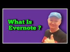 """What Is Evernote"" 