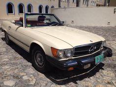 Mercedes 450SL 1980