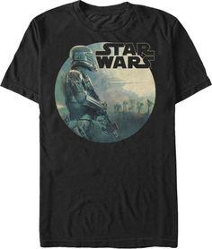 Star Wars Rogue One Death Trooper T-Shirt - Movie T-Shirt Roupas Geek 0b790eb12e3