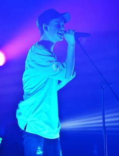 Jacob Sartorius performs onstage during 'The last text World tour' at Revolution Live on March 3, 2017 in Fort Lauderdale, Florida.