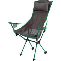 The Koala sets up intuitively and is worth every second. This extra tall backrest is great for kicking back and the adjustable pillow takes comfort to a whole new level. Outdoor Chairs, Outdoor Furniture, Outdoor Decor, Coleman Tent, Screen House, Kick Backs, Butterfly Chair, Rv Living, Cushions