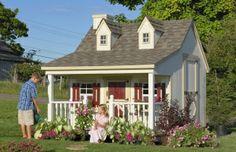 Children Playhouse  Cottage