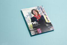 one. Mitarbeitermagazin #zimmermanneditorial