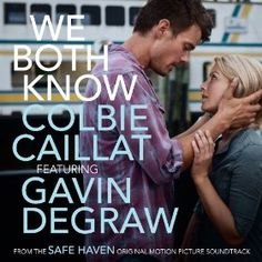 Colbie Caillat - We Both Know ft Gavin DeGraw, from Safe haven. gotta love those cheesy love songs. Colbie Caillat never disappoints Movie Songs, I Movie, Music Lyrics, My Music, Jazz, The Artist Movie, Indie, Colbie Caillat, Livros