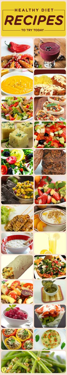 25 Delicious Diet Recipes You Should Try