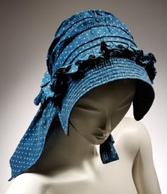 very similar to a staithes bonnet