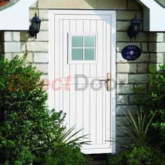The Torridon Georgian Bar Pvcu is bar far our biggest selling rear door in this range.  This door has that old cottage style look about it but has the advantage of being maintenance free.  All our Pvc doors are delivered free of charge to UK mainland.  WBEWBTORHC670