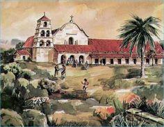 American Spanish Missions - http://travelquaz.com/american-spanish-missions.html