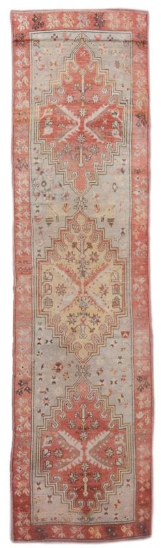 Vintage Oushak Rugs Number 13030, Vintage Rugs   Woven Accents