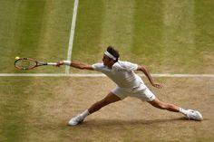 Fans Hail Roger Federer After Comeback at Wimbledon