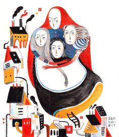 Genkosha File Illustration Award: Aditya Pratama | Grafis Masa Kini | Grafis Masa Kini
