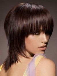 Chic Medium Asymmetrical Haircuts
