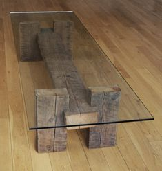 Unique Glass Coffee Table | The Best Wood Furniture