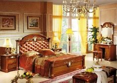 a luxe bedroom Interior And Exterior, Storage Chest, House Design, Cabinet, Bedroom, Furniture, Home Decor, Interiors, Beds