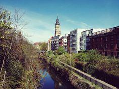 Karl Heine Kanal, Plagwitz, Leipzig