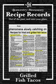 Old Recipes, Vintage Recipes, Fish Recipes, Seafood Recipes, Mexican Food Recipes, Cooking Recipes, Mexican Cooking, Cooking Ideas, Cake Recipes