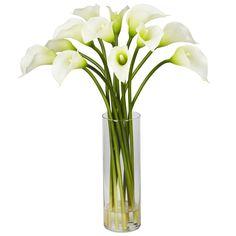 modern tulip flower & stick arrangements - Google Search