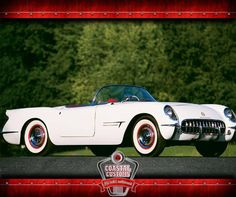 "In 1952 the EX-122 concept car, which had been in development since 1951 and is the first of the hand-built #Corvettes, is officially named ""Corvette"". GM used the ""EX"" codes to name the EXperimental vehicles before they received a definitive name. #CoastalCustoms"