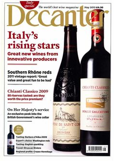 Livon...of course!  Check out the Chianti as well.  Experience more about these wines in my next book.