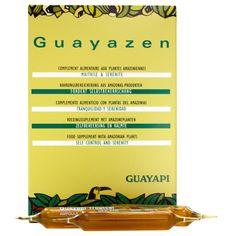 Guayazen (ampoules) GUAYAPI Stress, Acide Aminé, Self Control, Cas, Food, Serenity, Amazons, Sleep, Vitamin E