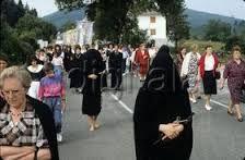 Semana Santa de San Vicente de Sonsierra - Espanha.