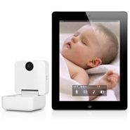 Baby Monitor - just saw one in action this weekend, and I think it would be great to watch baby when you're not at home! Want one!