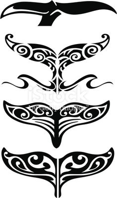 Tribal Tattoo Whale tails - maori tattoos - 49 Maori tattoo ideas – the most important symbols and their meaning – maori tatto - Maori Tattoos, Maori Tattoo Frau, Maori Tattoo Meanings, Samoan Tribal Tattoos, Tattoos Skull, Marquesan Tattoos, Maori Symbols, Borneo Tattoos, Tatoos