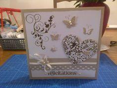 carte félicitations pour un mariage