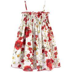 Dolce & Gabbana 杜嘉班纳 - 印花纱质连衣裙 - 151451