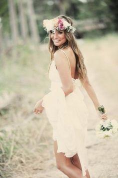 Coucou les brides !! Aujourd'hui je vais vous montrer une inspiration mariage de ce qui pourrait être le mariage de mes rêves :
