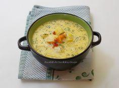 Bunătăți din bucătăria Gicuței: Supe/Ciorbe Cheeseburger Chowder, Soups, Food, Romanian Recipes, Chowders, Soup, Hoods, Meals