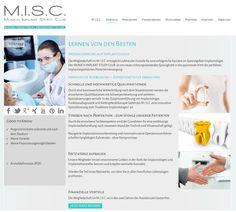 VORTEILE - Mit M.I.S.C.® vertraust du einem modernen Netzwerk aus erfahrenen, niedergelassenen Zahnärzten, Spezialisten der Implantologie, innovativen Zahntechnikern und kompetenten Industriepartnern.