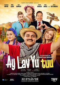 Ay Lav Yu Tuu izle (2017) Tek Parça Yerli Film