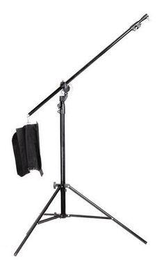 16' Rotatable Boom Light Stand Kit - Strobepro Studio Lighting