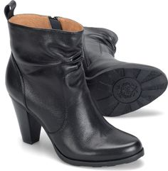 Sofft Toby - Black - View Sofft Womens