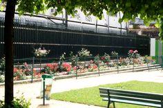Jardin de l'hôtel Salé - Léonor Fini Sidewalk, Gardens, Side Walkway, Walkway, Walkways, Pavement