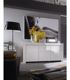 LC Sideboard weiß Jetzt bestellen unter: https://moebel.ladendirekt.de/wohnzimmer/schraenke/sideboards/?uid=19038da7-88c9-5be7-83fd-fd62e5a35777&utm_source=pinterest&utm_medium=pin&utm_campaign=boards #schraenke #sideboard #wohnzimmer #sideboards