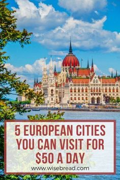 Looking for a cheap getaway? Check out these awesome affordable European destinations | #europe #europetravel #europeantravel #bestdestinations #affordablevacations #nextvacation #vacationinspiration #traveltips #travel
