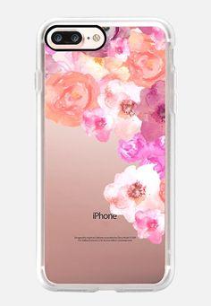 Casetify iPhone 7 Plus Classic Grip Case - SPRING IN LOVE by Monika Strigel by Monika Strigel #Casetify