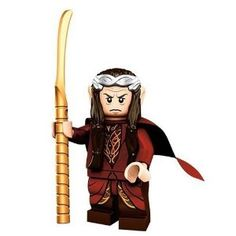 Amazon.com: Lego: Lord of the Rings (2013) - Elrond - Loose Figure: Toys & Games