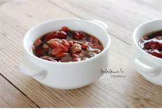 一杯紅棗桂圓枸杞湯 能讓女性流失的膠原蛋白補充回來  (圖取自/健康養生寶典)