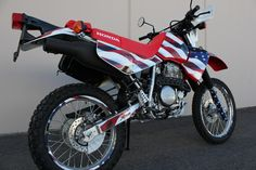 Off Road Graphics - Stars and Stripes kit!