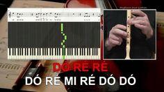 Sia Chandelier Karaoke SEM VOZ GUIA das notas para flauta Educação Music...