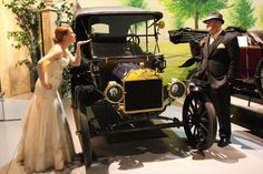 Antique Auto Museum at Hershey - Central Pennsylvania