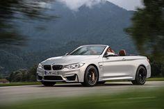En ruta con el nuevo BMW M4 Cabrio
